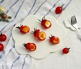 圣女果烤鹌鹑蛋#嘉宝笑容厨房#的做法