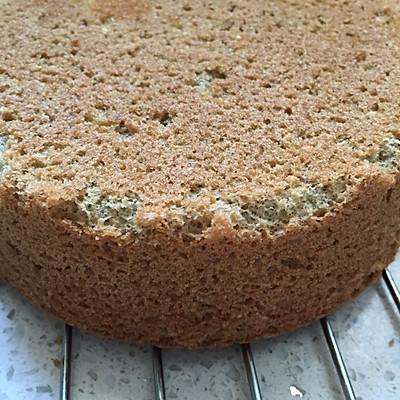 海绵咖啡蛋糕