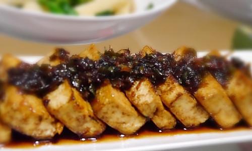 红烧煎豆腐的做法
