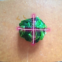 快手凉拌菜系列-凉拌菠菜的做法图解7
