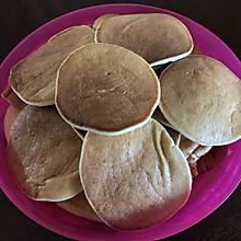 香蕉小松饼