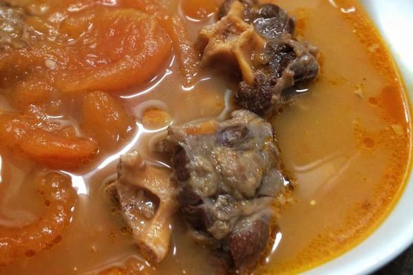 #梅太厨房#番茄牛尾汤的做法