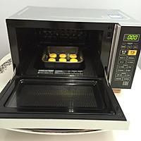 微波炉玉米小饼干#美的微波炉菜谱#的做法图解8