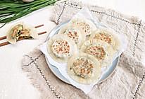 超简单的韭菜鸡蛋盒子(消耗饺子皮)#餐桌上的春日限定#的做法