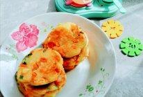 夏日早餐:田园土豆饼的做法