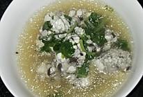 豆腐香菇丸子汤——东江酿豆腐的衍生品的做法