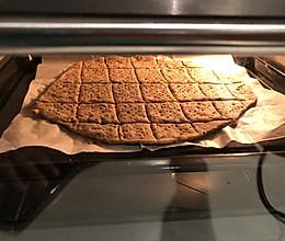 全麦苏打饱腹饼干 无油无糖的做法