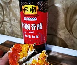 #吃货恒行 开挂双11#蟹脚痒的季节怎么能不吃大闸蟹呢?的做法