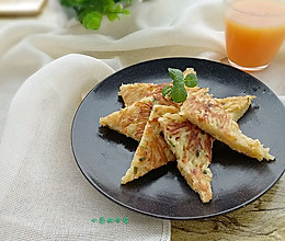 飘香土豆饼#美的早安豆浆机#的做法