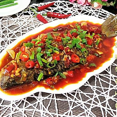 川味豆瓣鱼