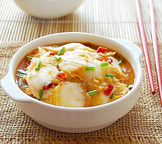 鱼香白菜的做法