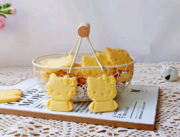 手工DIY‖卡通黄油饼干