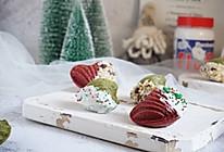 法国甜品fluff棉花糖圣诞玛德琳蛋糕#令人羡慕的圣诞大餐#的做法