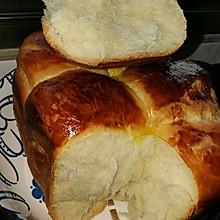 柔软中种面包