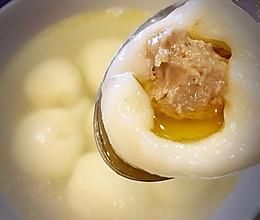 上海宁爱吃的鲜肉汤圆的做法