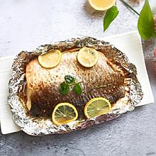 #美味烤箱菜,就等你来做!#柠檬烤草鱼