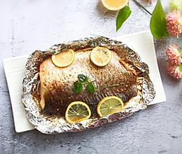 #美味烤箱菜,就等你来做!#柠檬烤草鱼的做法