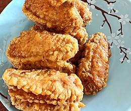 香炸鸡中翅的做法