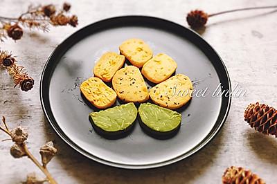 #父亲节,给老爸做道菜#酥酥哒小饼干-各种口味