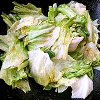 蚝油手撕西生菜的做法图解8
