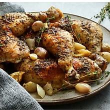 普罗旺斯烤鸡