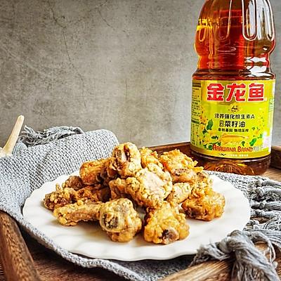 蒜香排骨#金龙鱼营养强化维生素A新派菜油#
