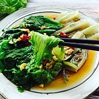 #春天肉菜这样吃#蚝油生菜的做法图解13