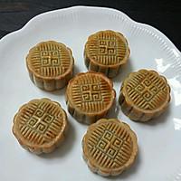 广式豆沙月饼~附炒豆沙馅的做法图解10