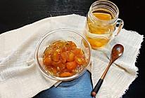 止咳小能手——冰糖金桔茶的做法