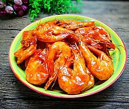 茄汁大虾~中餐厅诱惑的做法