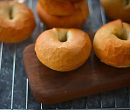 原味贝果面包的做法