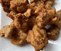 日料店的炸鸡块,唐揚げ的做法
