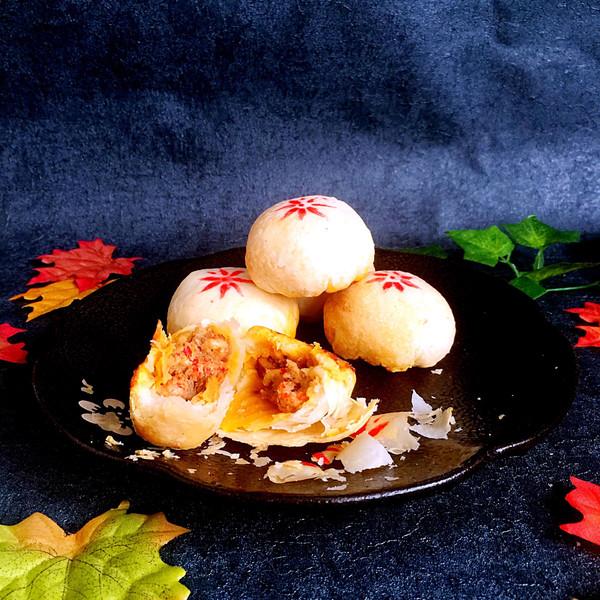 网红小龙虾月饼