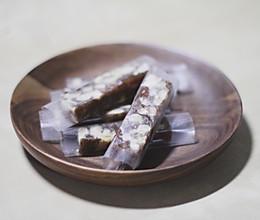 枣泥核桃糖的做法