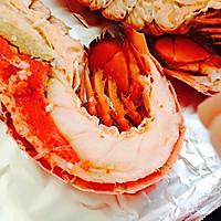 简版芝士焗龙虾的做法图解5