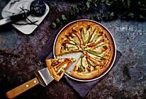 黑椒牛柳披萨的做法