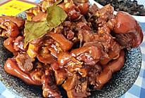 红烧酱猪蹄的做法