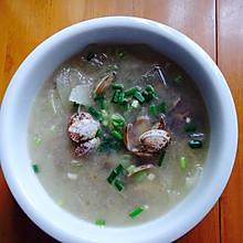 冬瓜蛤蛎汤