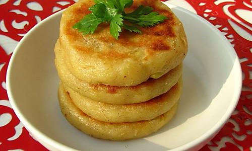 土豆香肠饼的做法
