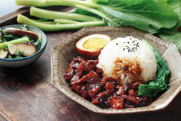 朴实的台式卤肉饭,一碗可以抚慰人心的饭。的做法