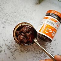 快手早餐—沙茶肉酱面的做法图解8