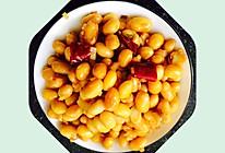 早餐小配菜之黄豆的做法