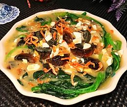 春天的养生菜~上汤菠菜的做法