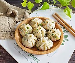 #秋天怎么吃#饺子皮包子的做法