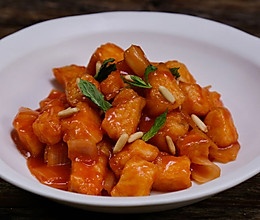 橙汁鳕鱼|美食台的做法