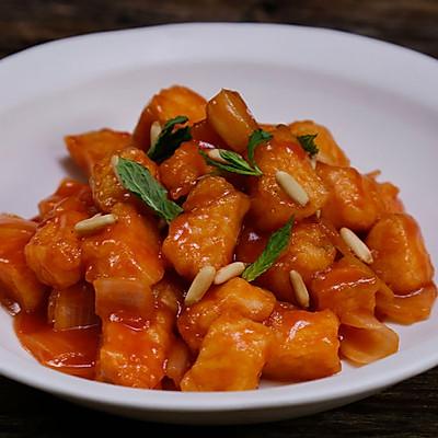 橙汁鳕鱼|美食台
