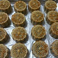 广式豆沙月饼~附炒豆沙馅的做法图解9
