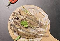 香煎腌制小黄花鱼的做法