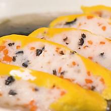 小羽私厨之紫菜龙利鱼糕