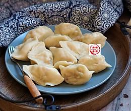 白菜猪肉饺子的做法
